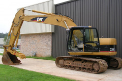 CAT320C Thumb Kit