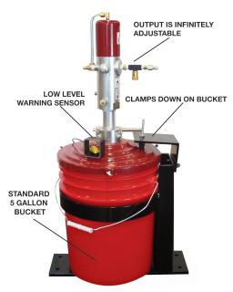 Hydraulic 5 Gal Autolube