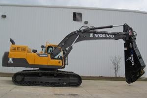 Volvo Second Member Shear with Rotation