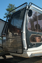 Heavy Duty Front Window Guard Package2